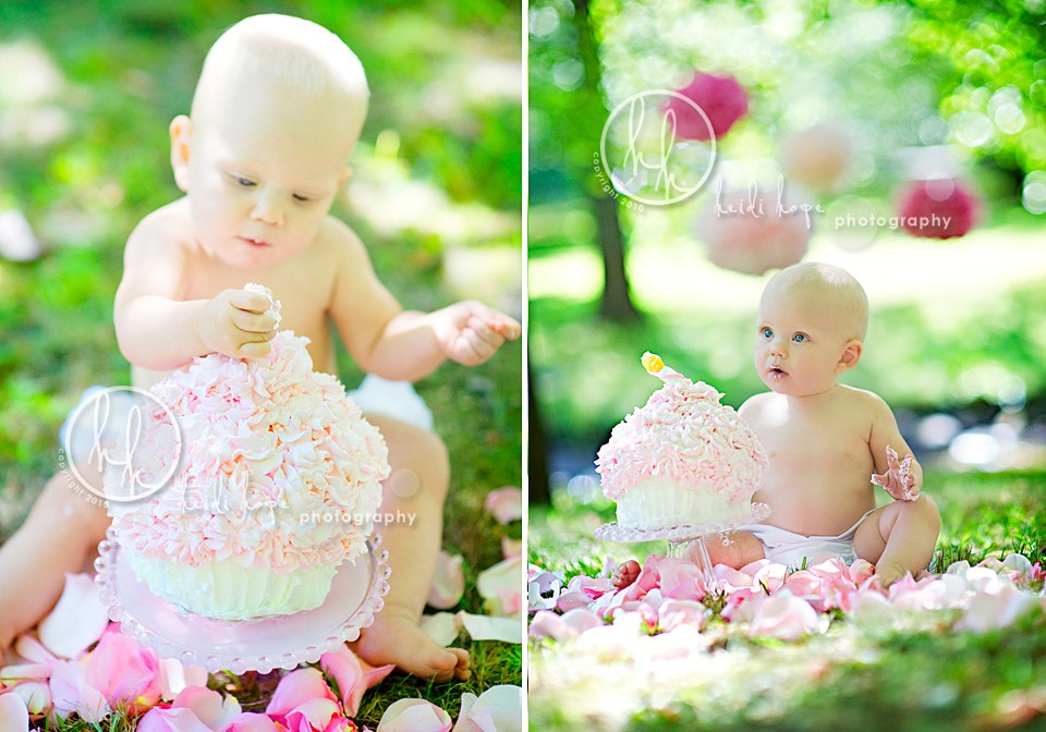 Smash Cake Ideas For First Birthday : First Birthday Cake Smash! Rhode Island first birthday ...