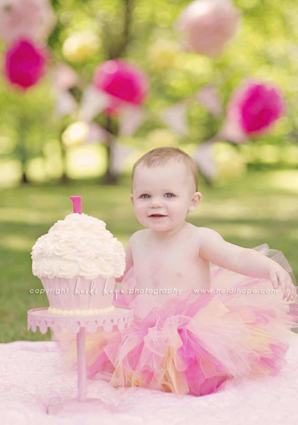 Birthday Theme Ideas For 1 Year Old Baby Girl Image Inspiration of