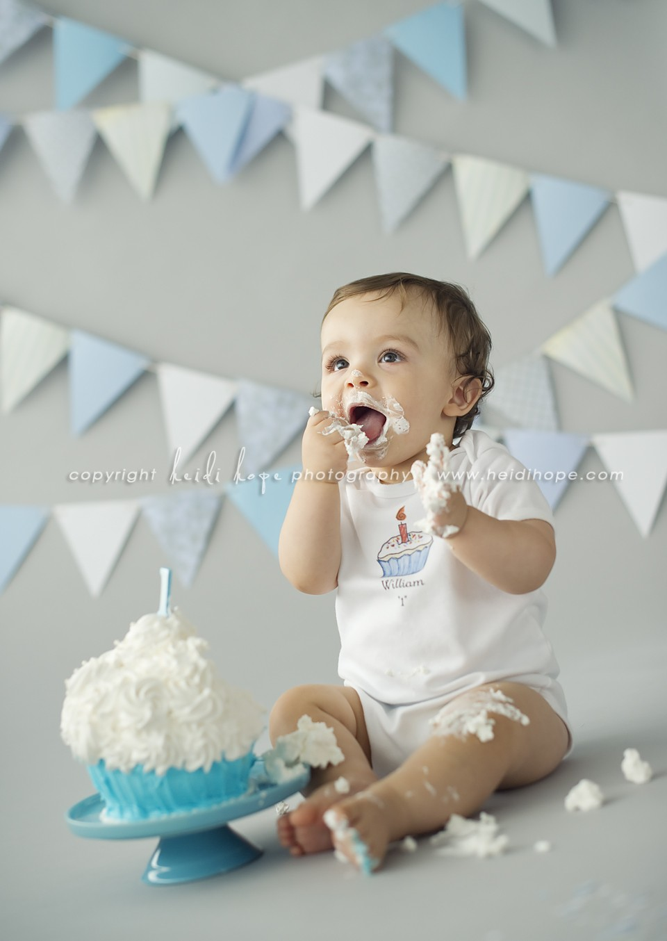 Baby W Turns One Year Old Massachusetts First Birthday