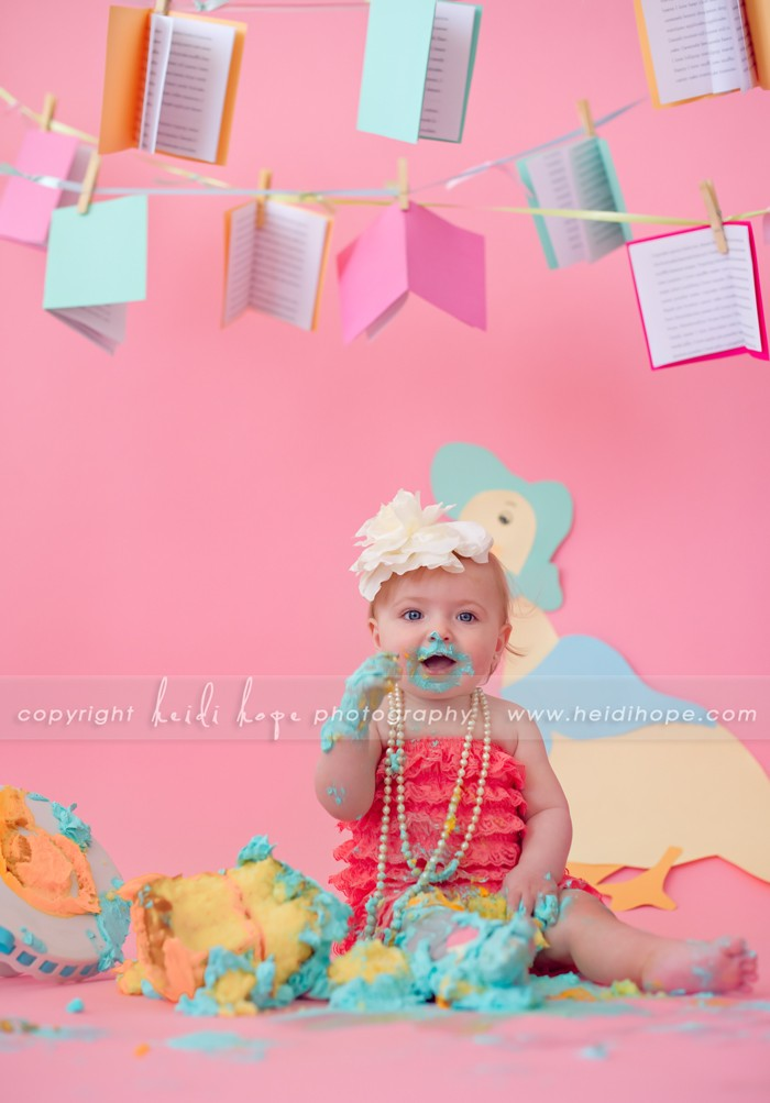 Smash Cake Ideas For First Birthday : Happy First Birthday baby R! Rhode Island first birthday ...