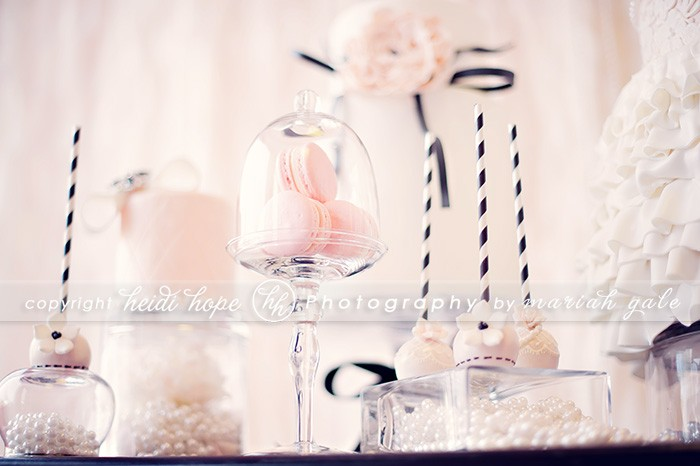 Rhode Island Photographer Heidi Hope - Dessert table