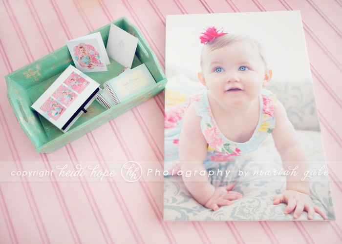 product showcase of a digital collection from Heidi Hope Photography