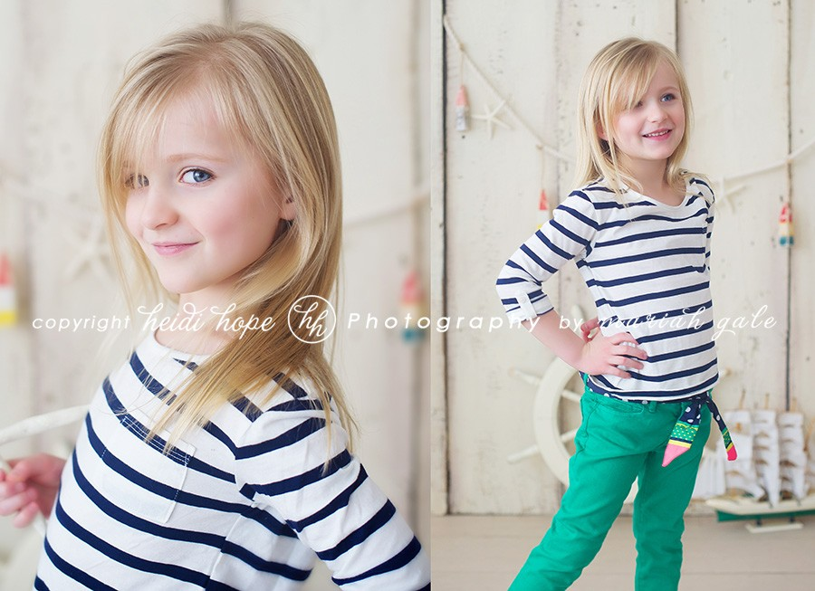 P's Modeling Session | Boston Kids Modeling Photographer