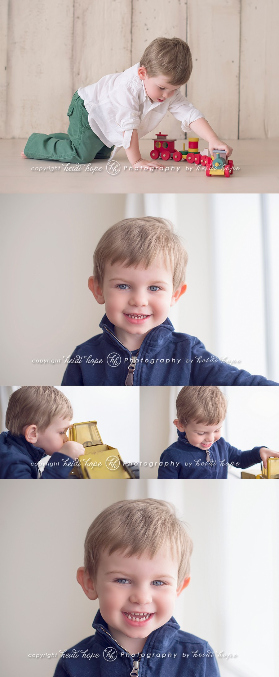 2 year old boy portraits