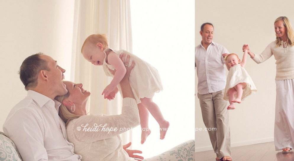 A classic nautical christmas shoot for the D family!