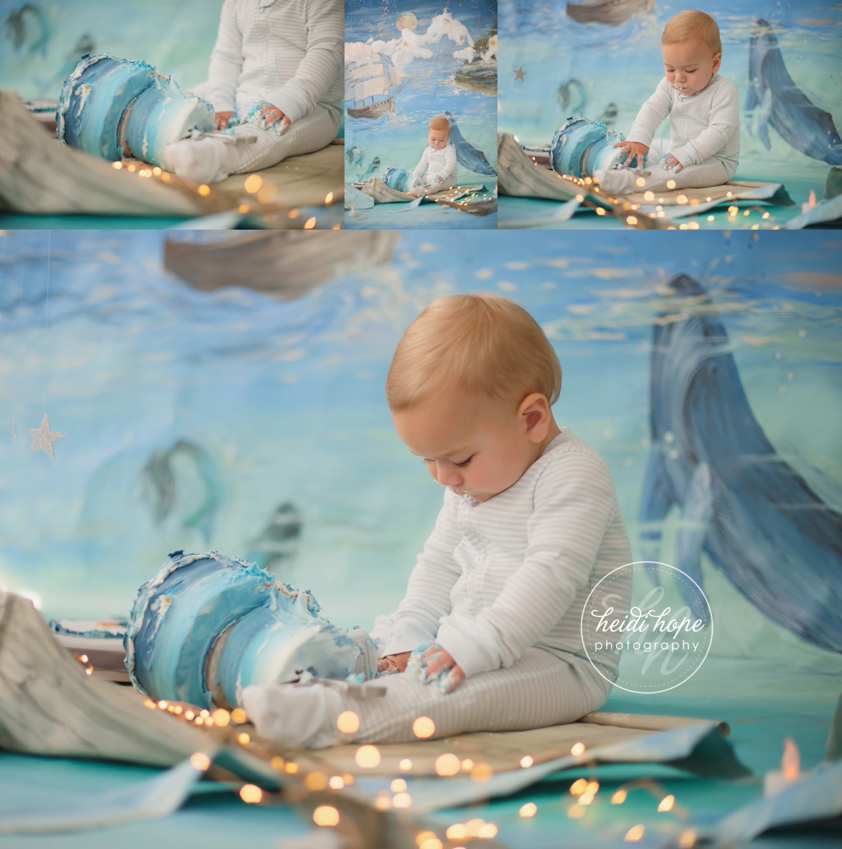 land of nod nautical peter pan magical background first birthday cakesmash01 (10)