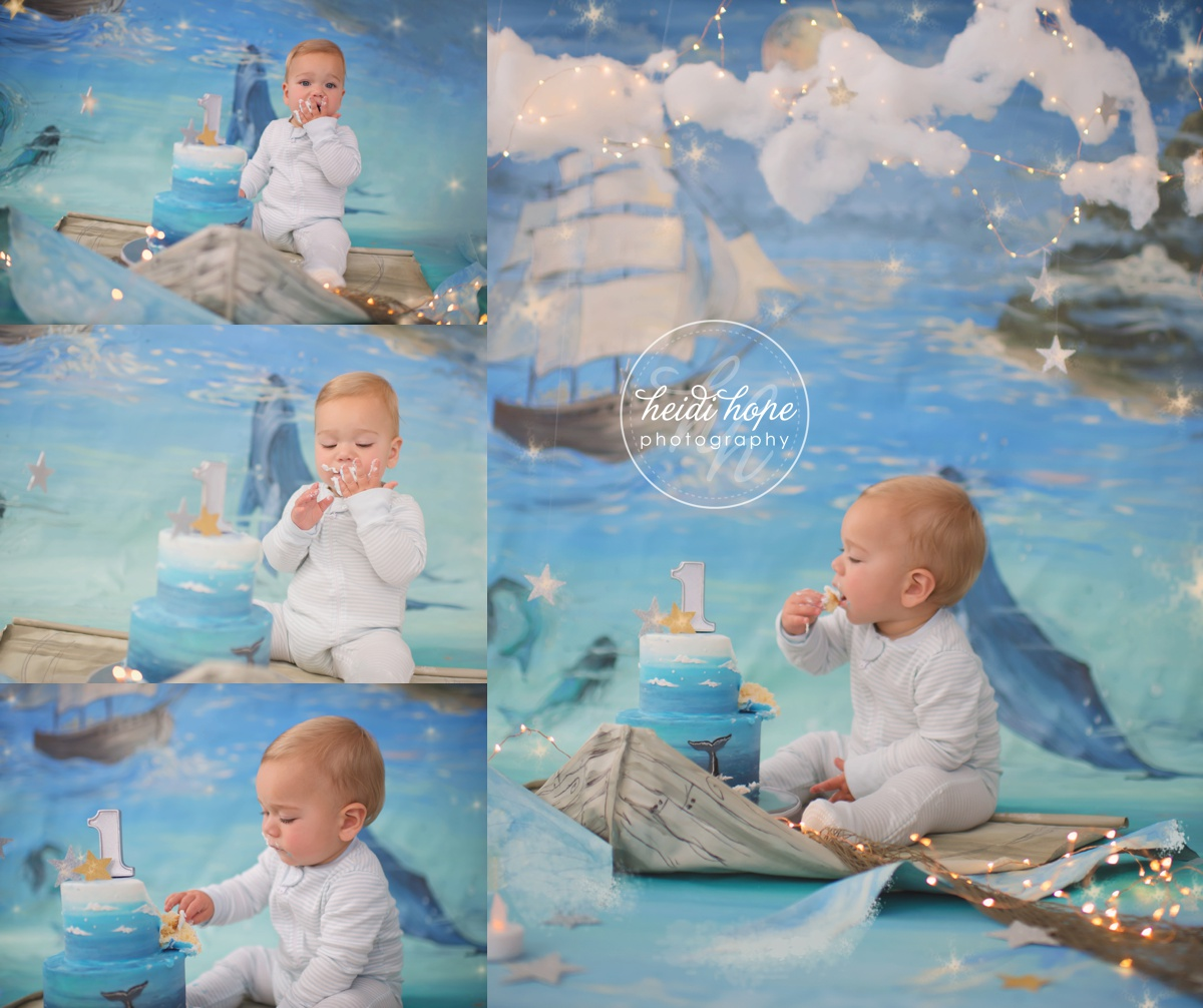 land of nod nautical peter pan magical background first birthday cakesmash01 (5)