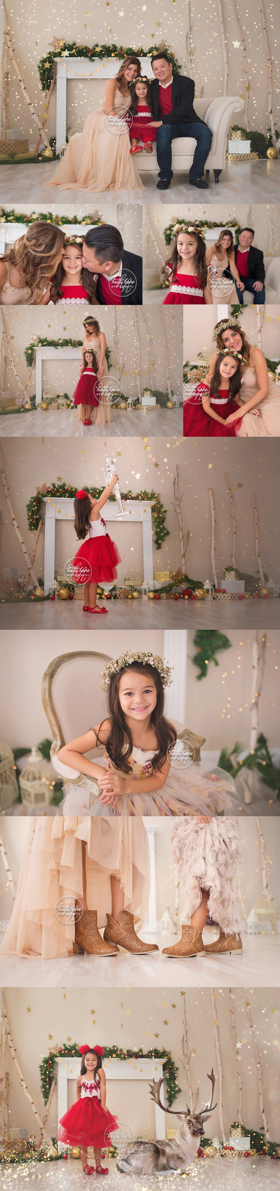 magical-christmas-holiday-portraits-in-studio-with-nutcraker-reindeer-and-lights