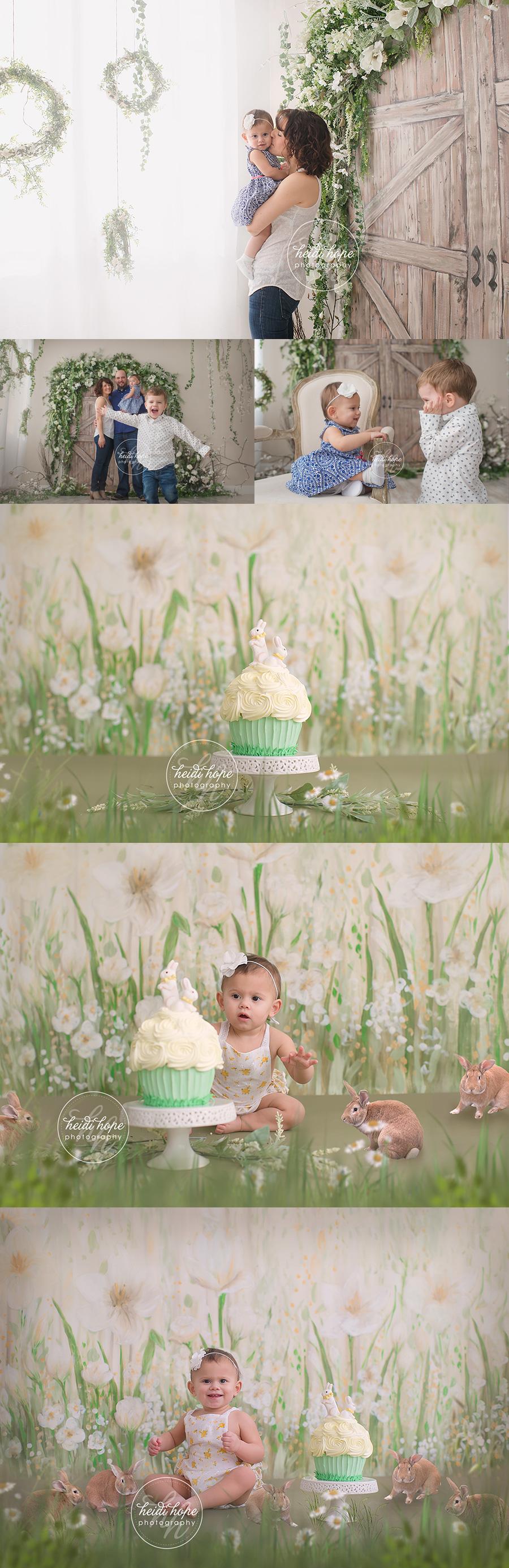 spring-bunny-garden-cake-smash-by-masssachusetts-photographer