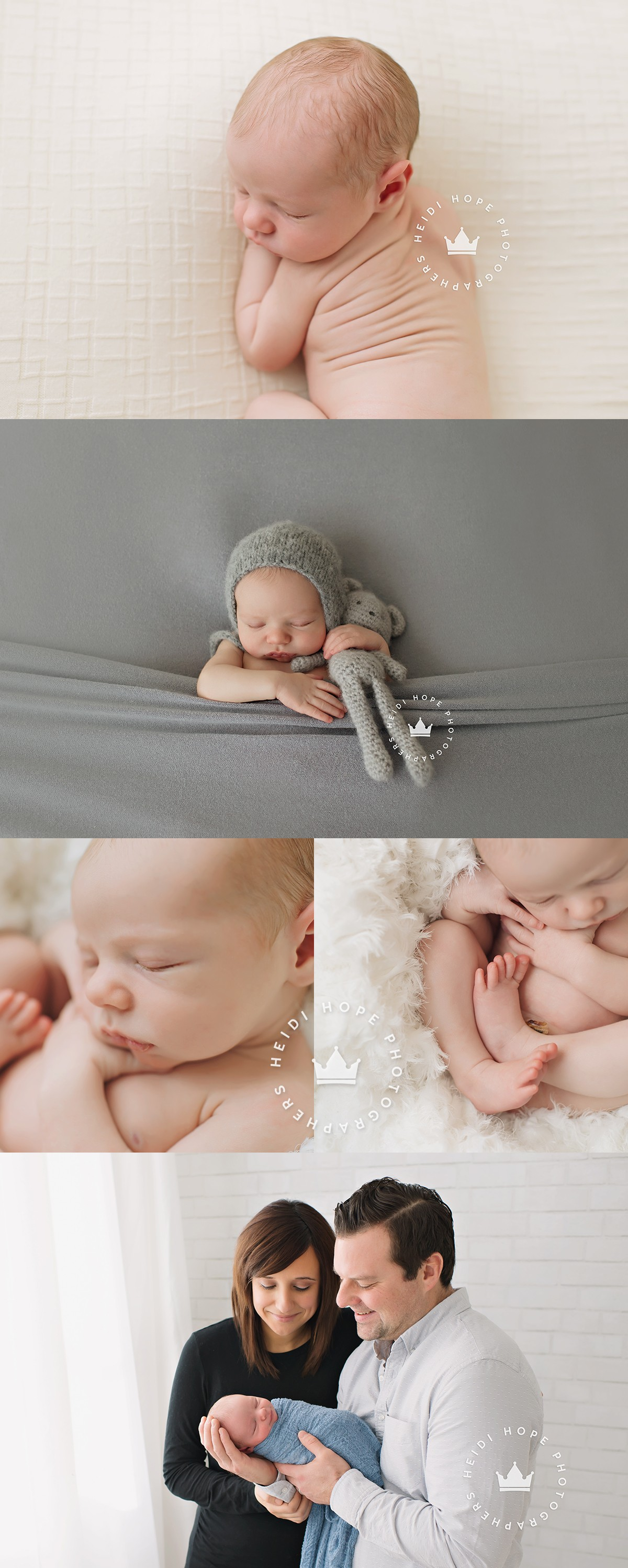 heidi hope rhode island newborn photographer